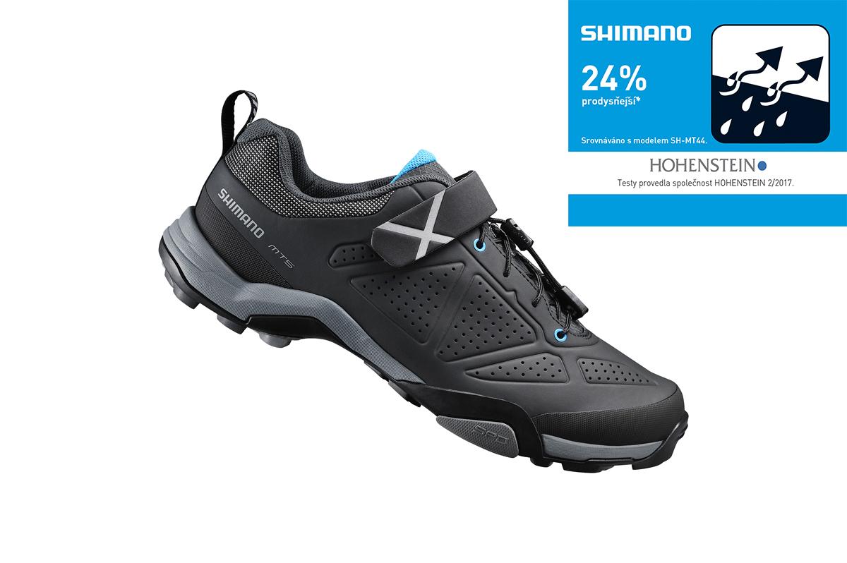 Shimano turistické obuv SH-MT500ML, černá, 41
