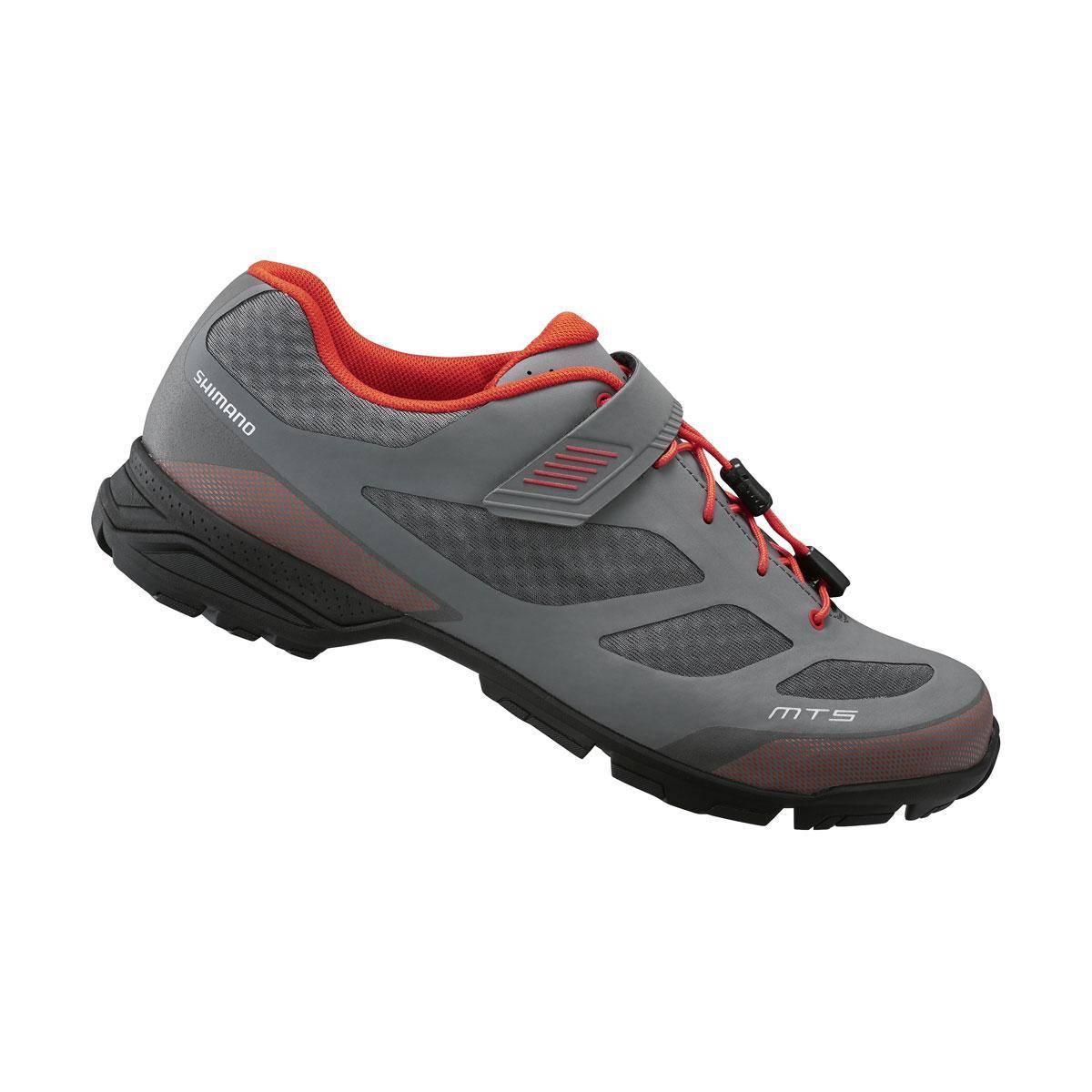 SHIMANO turistická obuv SH-MT501MG, šedá, 43