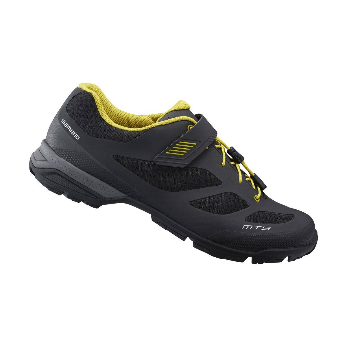 Shimano turistická obuv SH-MT501ML, černá, 39