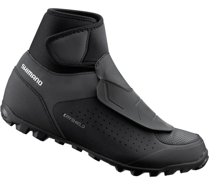 SHIMANO MTB obuv SH-MW501ML, černá, 42
