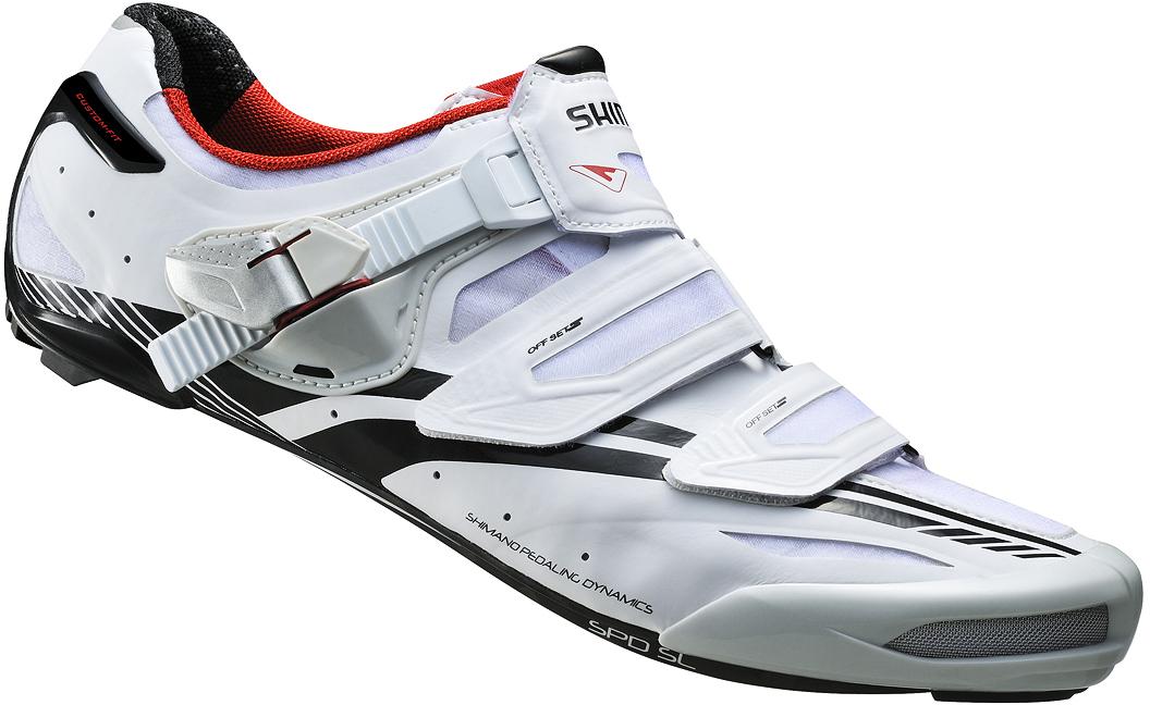 SHIMANO silniční obuv SH-R320W, bílá, 46