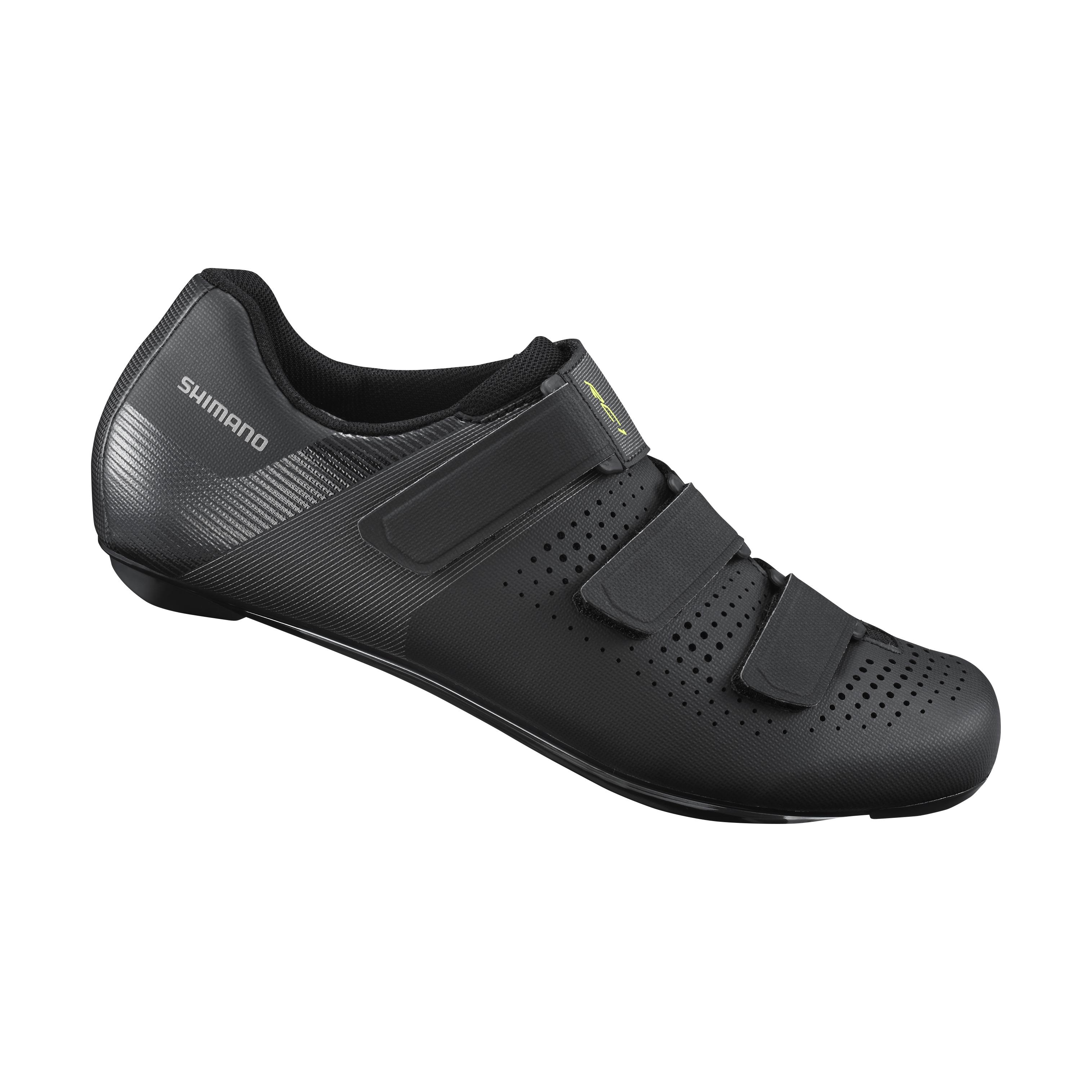 SHIMANO silniční obuv SH-RC100ML, černá, 41