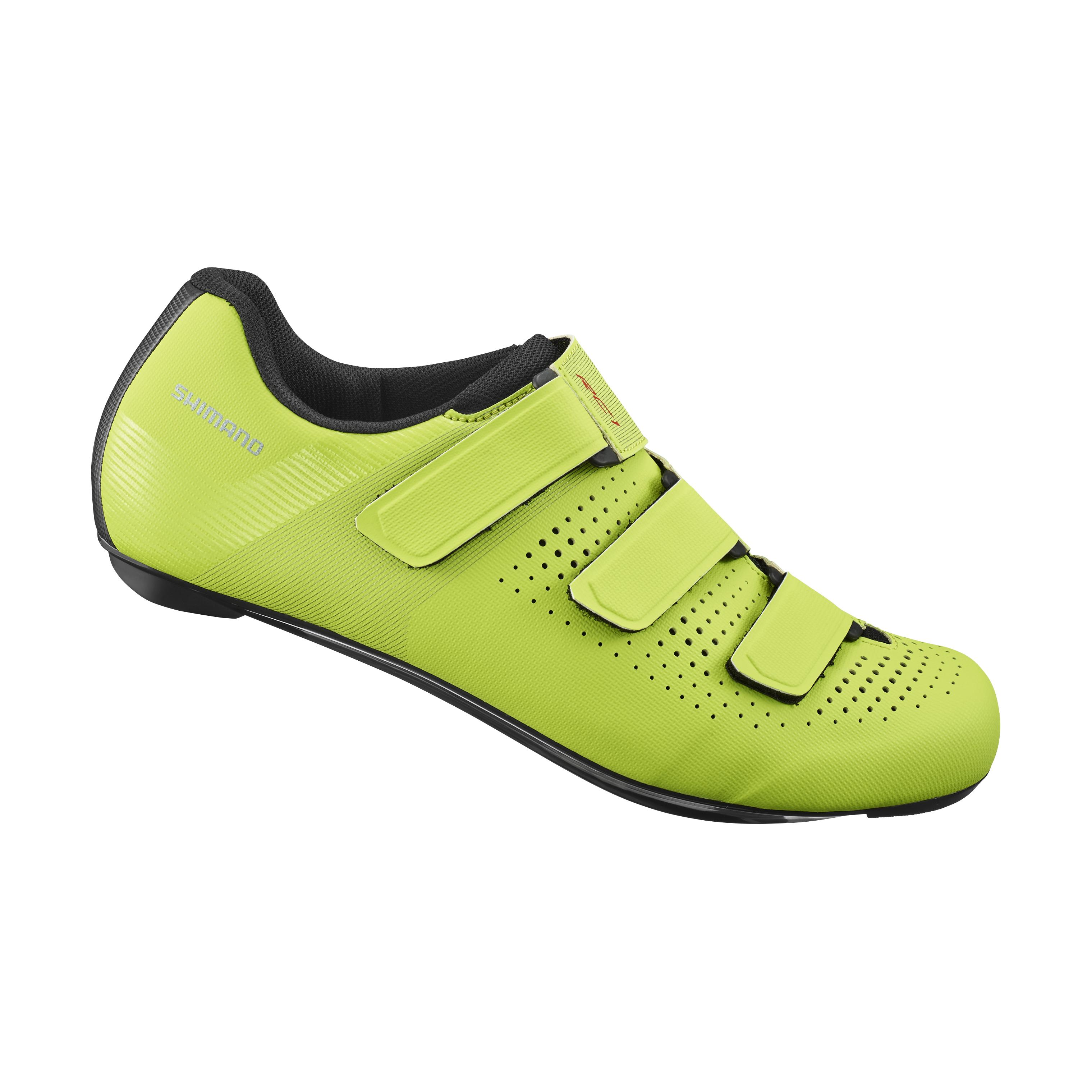 SHIMANO silniční obuv SH-RC100MY, žlutá, 42
