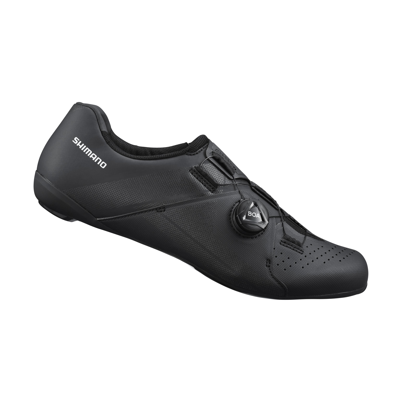SHIMANO silniční obuv SH-RC300ML, černá, 41