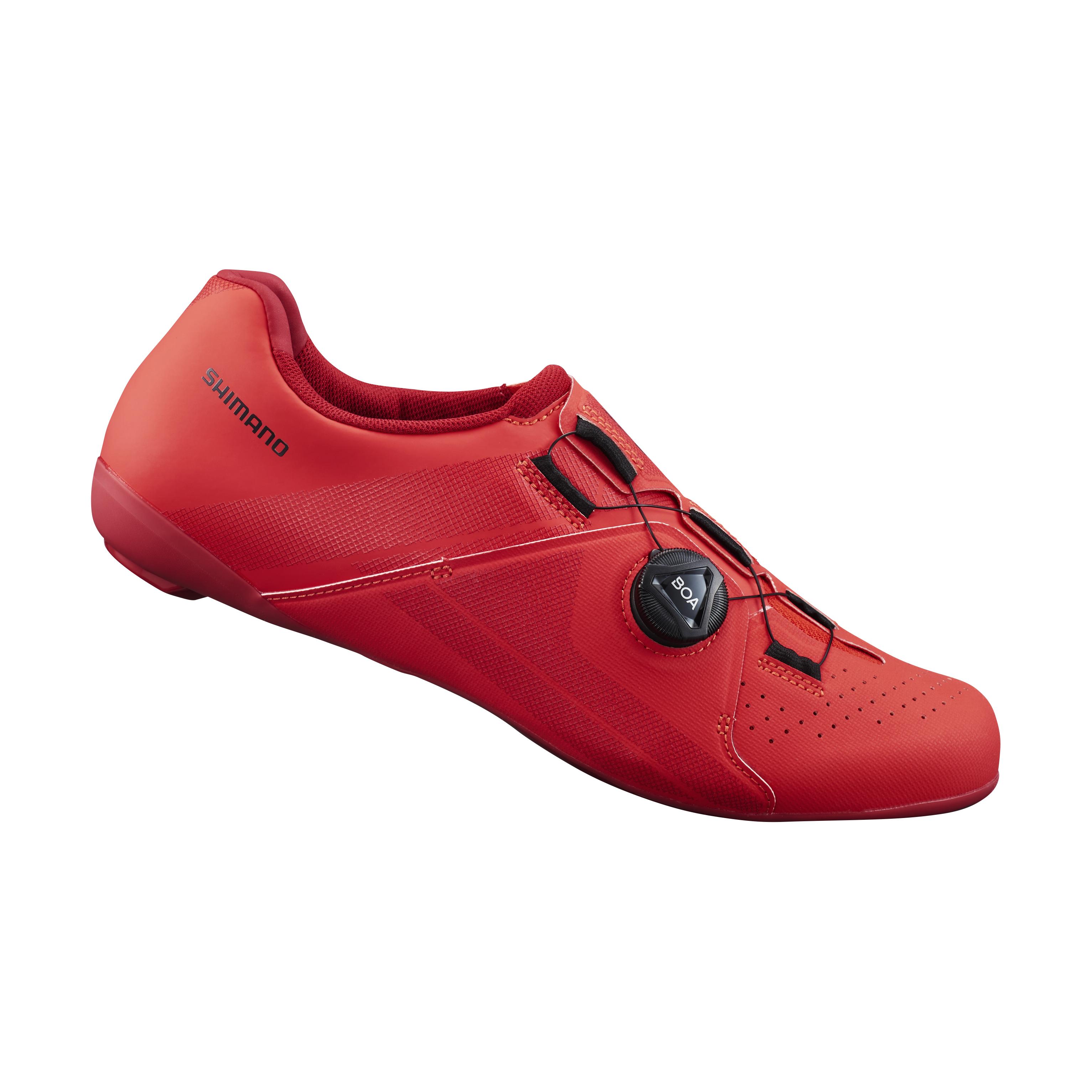 SHIMANO silniční obuv SH-RC300ML, červená, 41