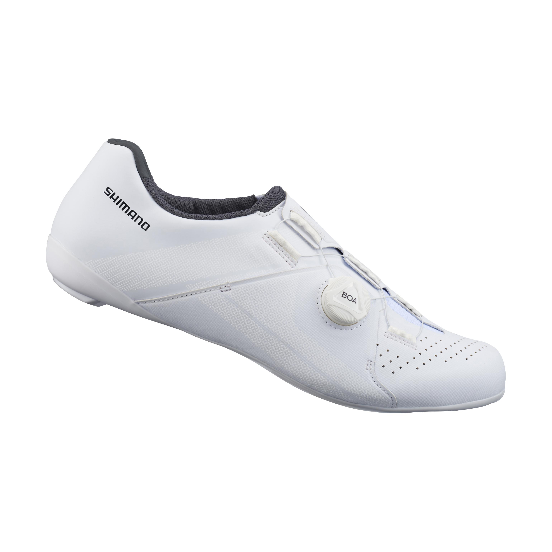 SHIMANO silniční obuv SH-RC300ML, bílá, 42
