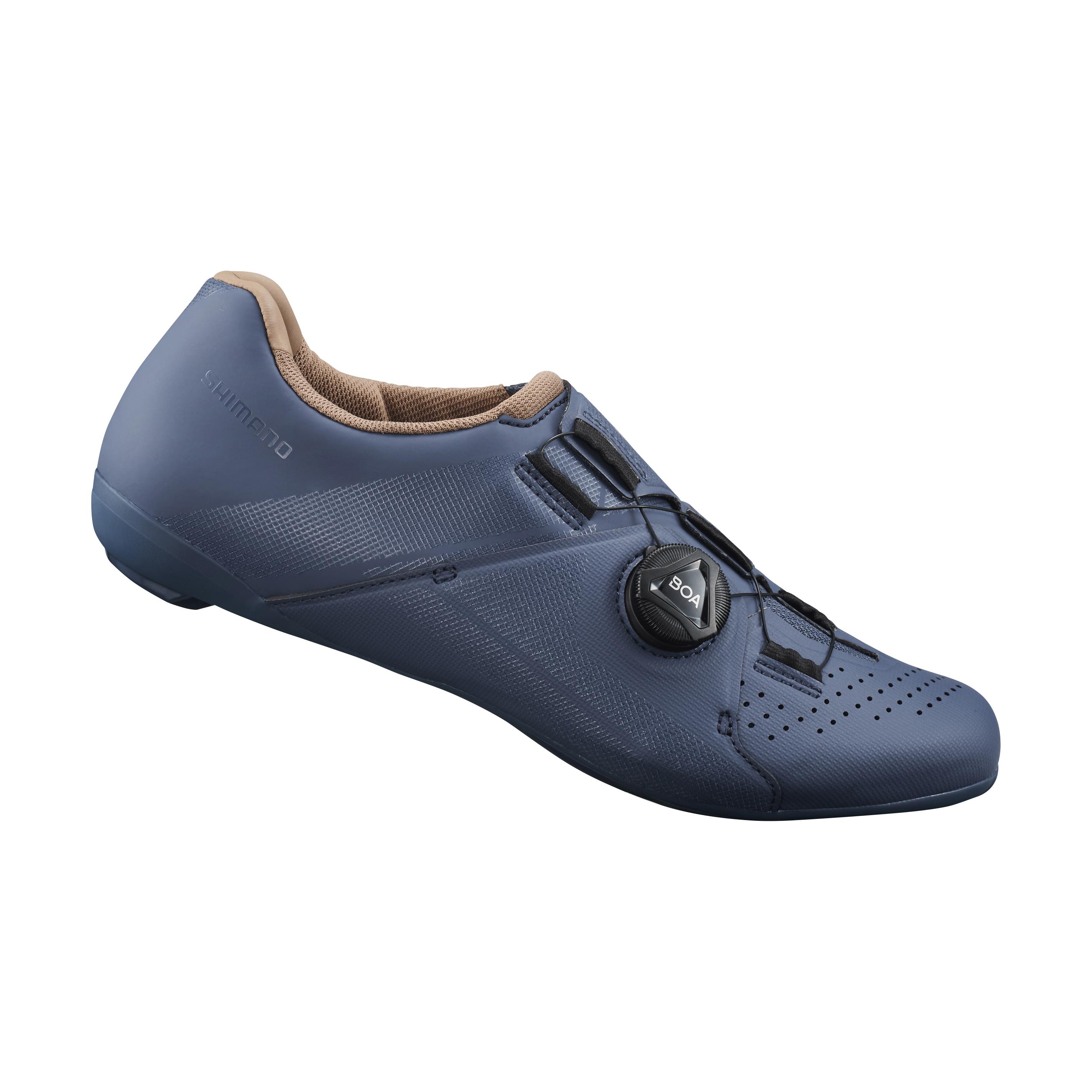 SHIMANO silniční obuv SH-RC300W, dámská, modrá indigo, 40