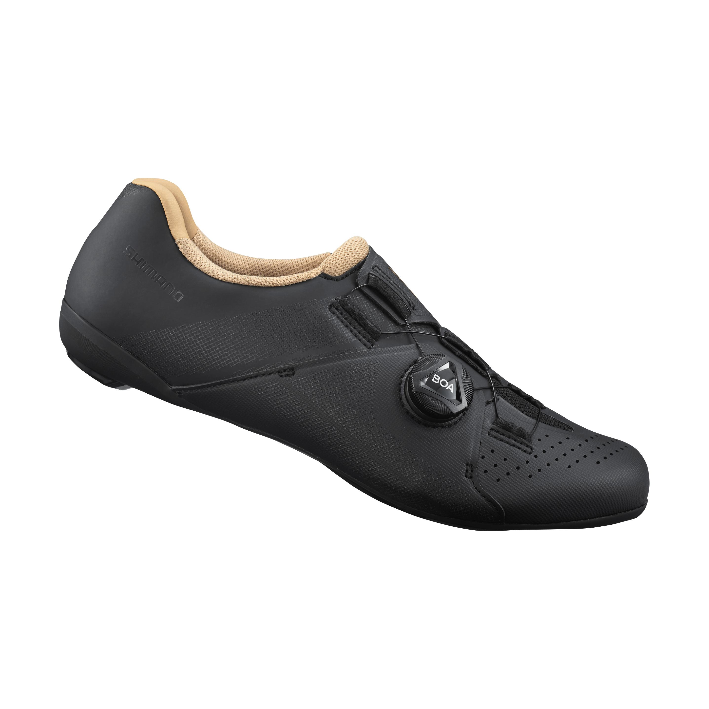 SHIMANO silniční obuv SH-RC300W, dámská, černá, 40