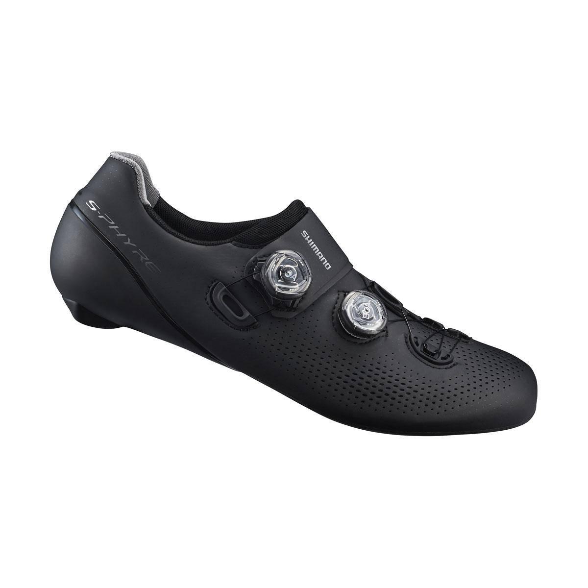 SHIMANO silniční obuv SH-RC901ML, černá, 46