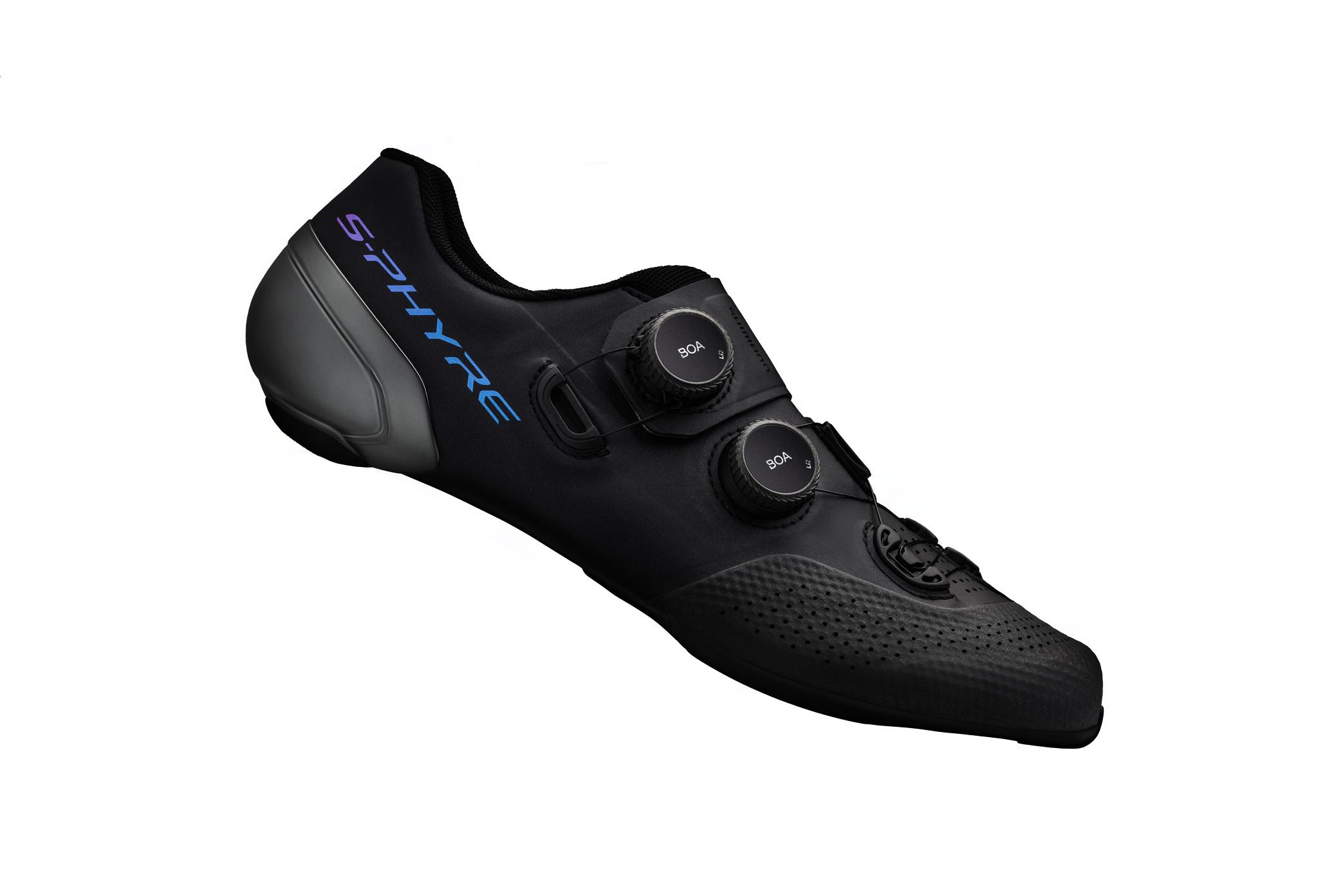 SHIMANO silniční obuv SH-RC902MB, černá, 40