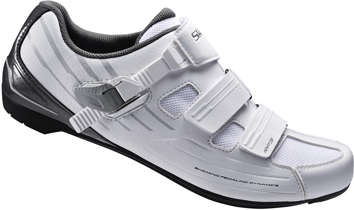 Shimano dámská silniční obuv RP3, bílá, 40