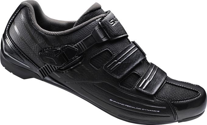 Shimano silniční obuv SH-RP300ML, černá, 38