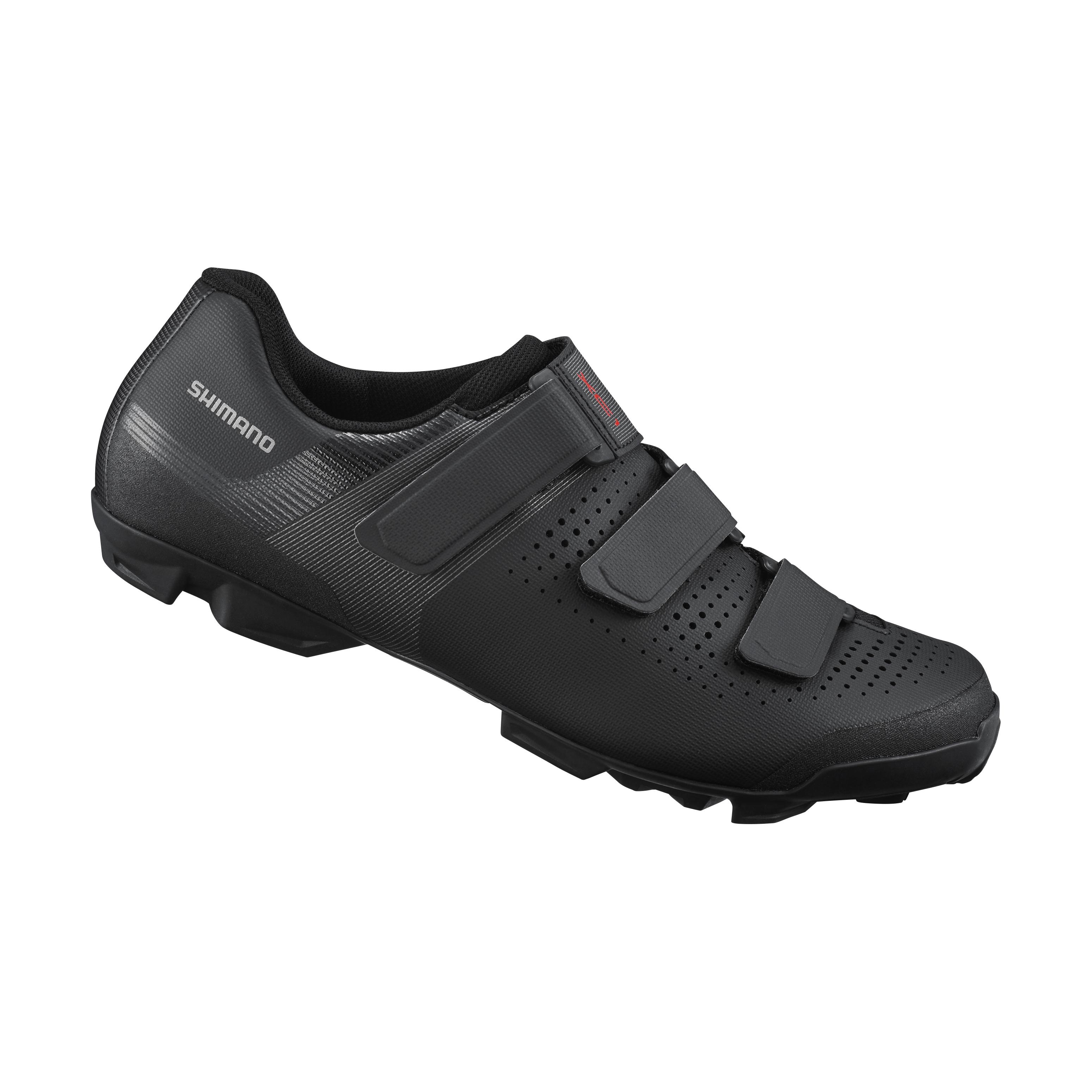 SHIMANO MTB obuv SH-XC100, černá, 39