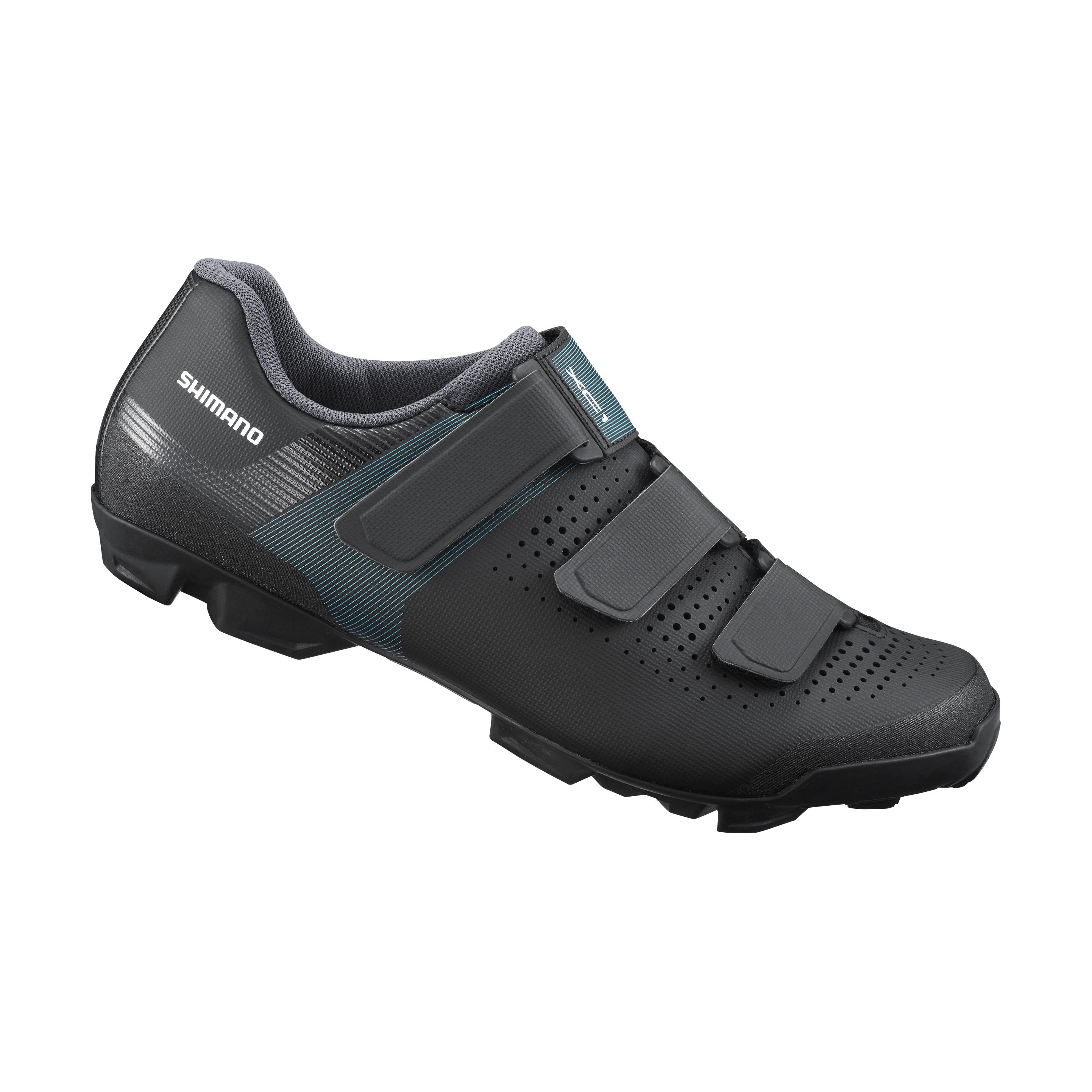SHIMANO MTB obuv SH-XC100W, dámská, černá, 36