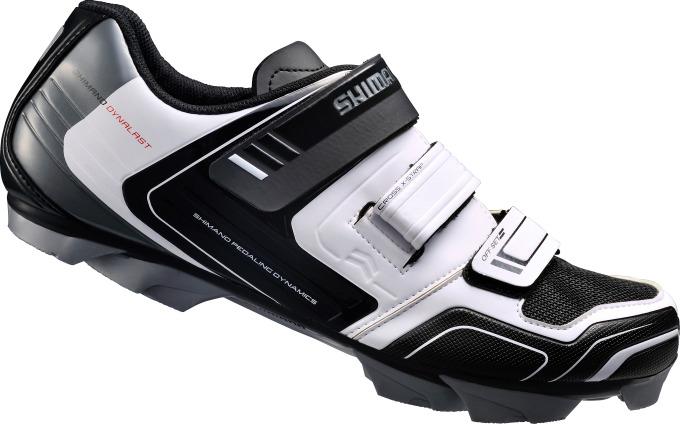 Shimano MTB obuv SH-XC31W, bílé, 48