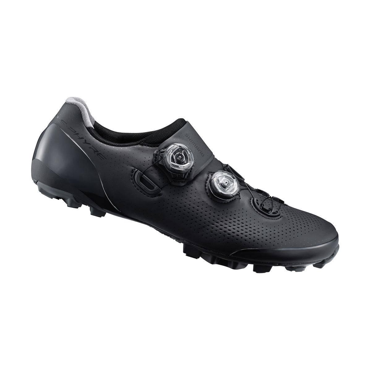 SHIMANO MTB obuv SH-XC901ML, černá, 42