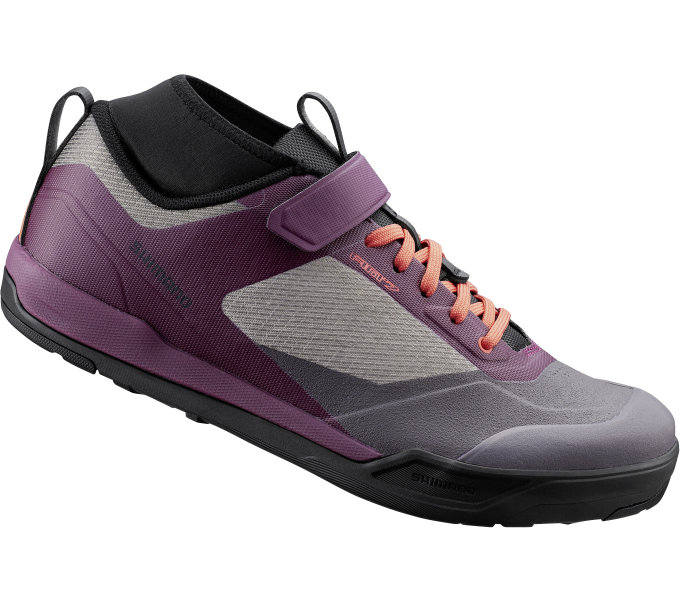 SHIMANO MTB obuv SH-AM702WG, šedá, 37