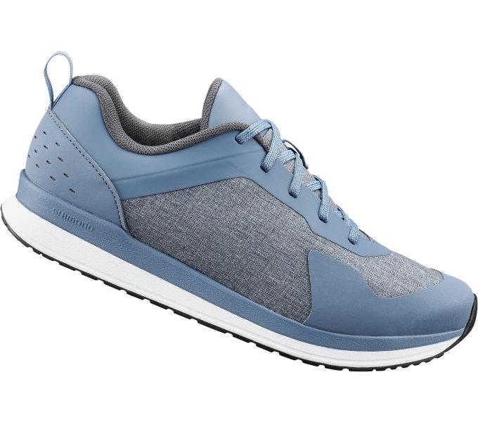 SHIMANO turistická obuv SH-CT500WB, modrá, 42