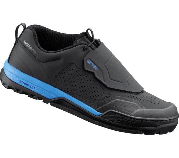 SHIMANO MTB obuv SH-GR901ML, černá, 43