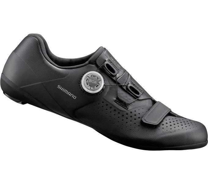 SHIMANO silniční obuv SH-RC500ML, černá, 48