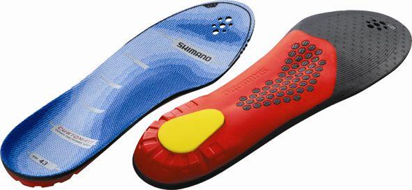 Shimano Custom Fit vložky pro standardní obuv, 47