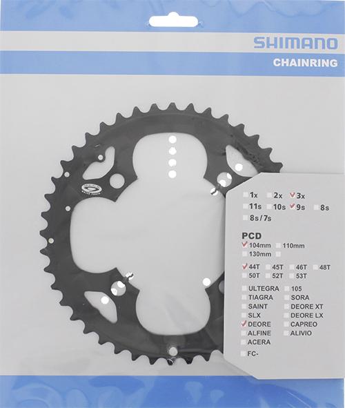 SHIMANO přev.44 čer.FCM530