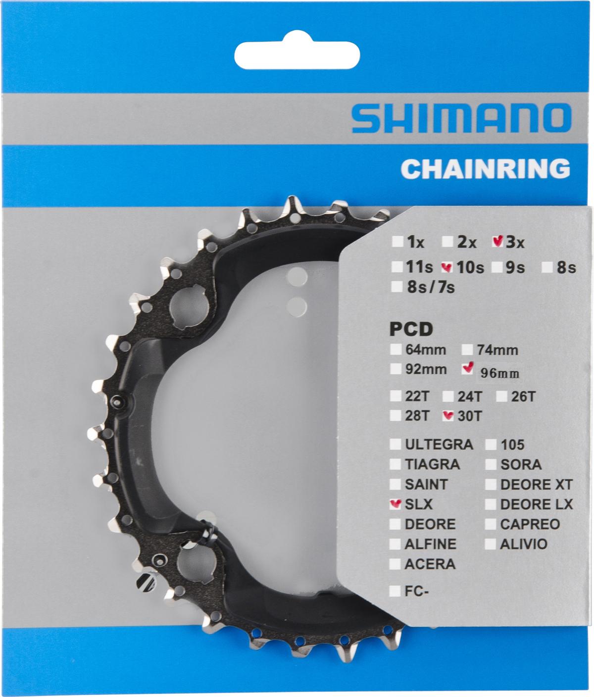 SHIMANO převodník XT FC-M672 30z