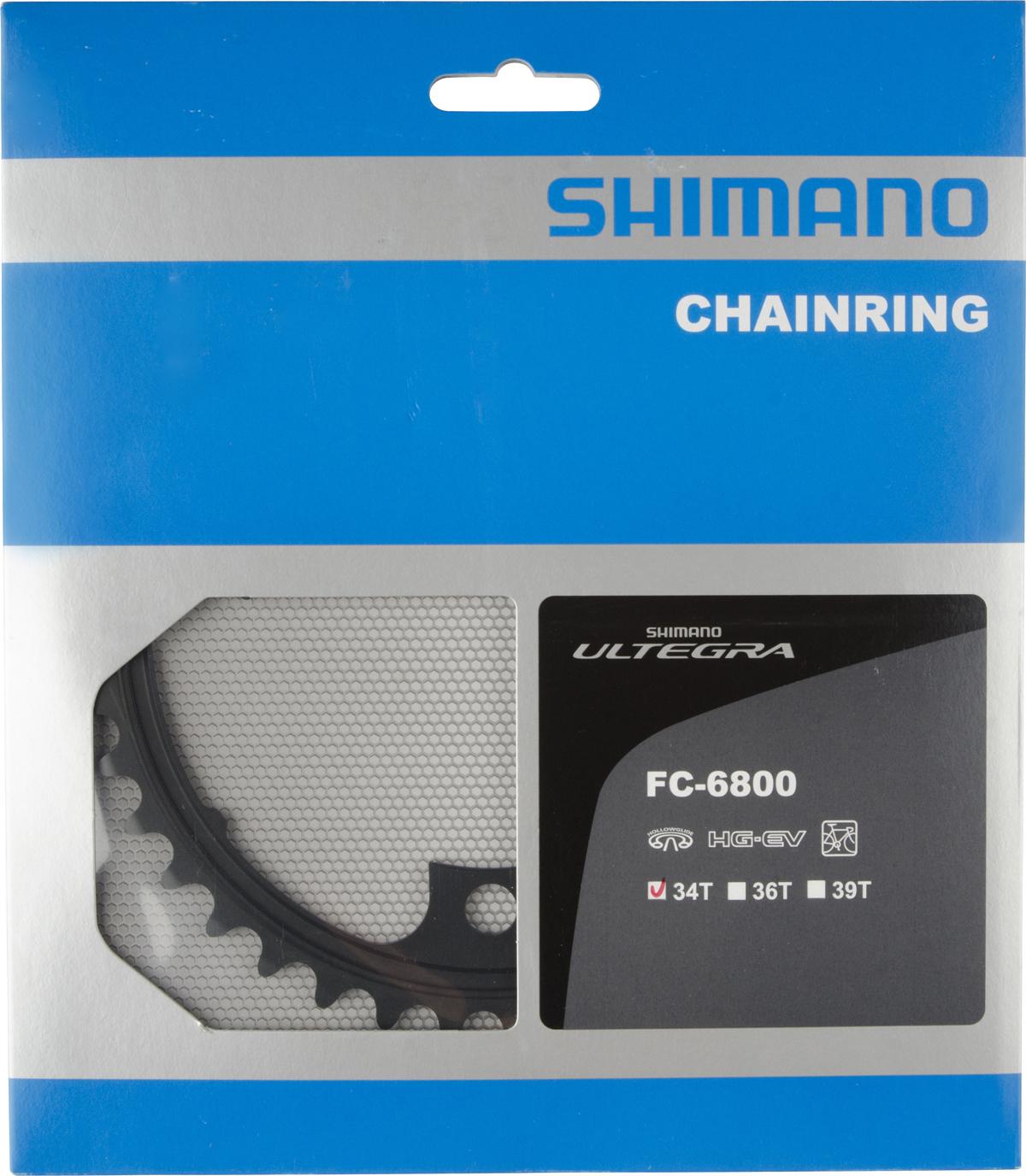 SHIMANO převodník Ultegra FC-6800 34z – MA