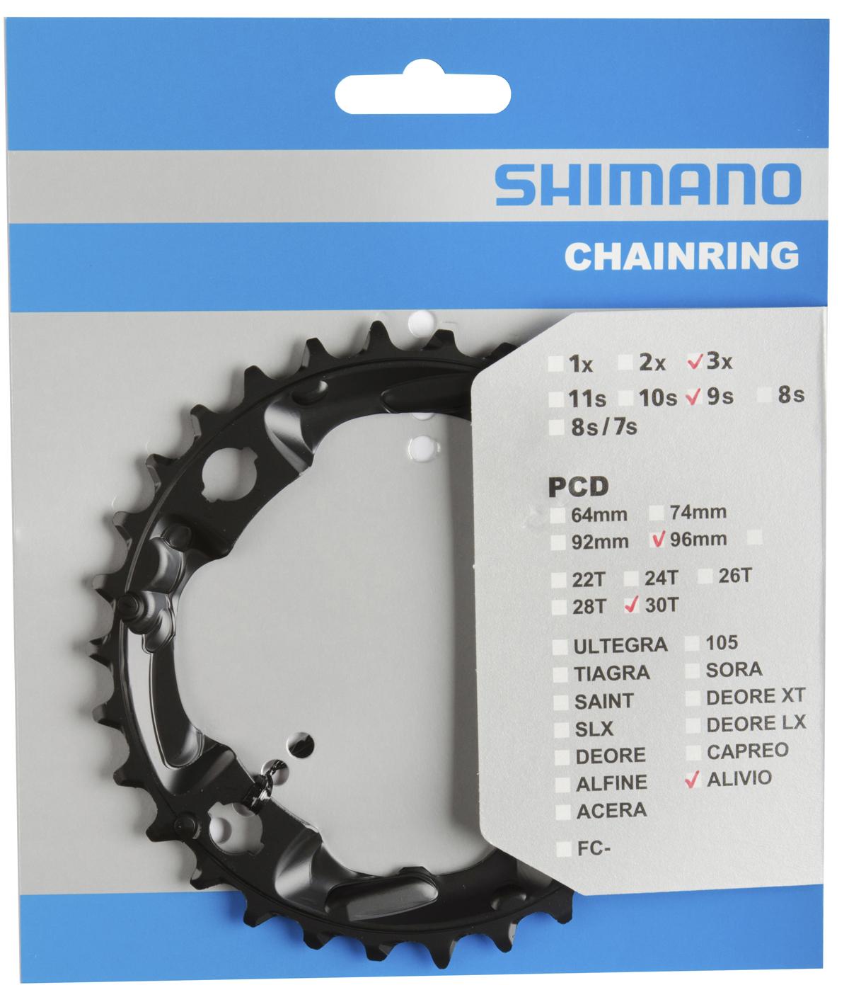 SHIMANO převodník FC-M4000 30 z