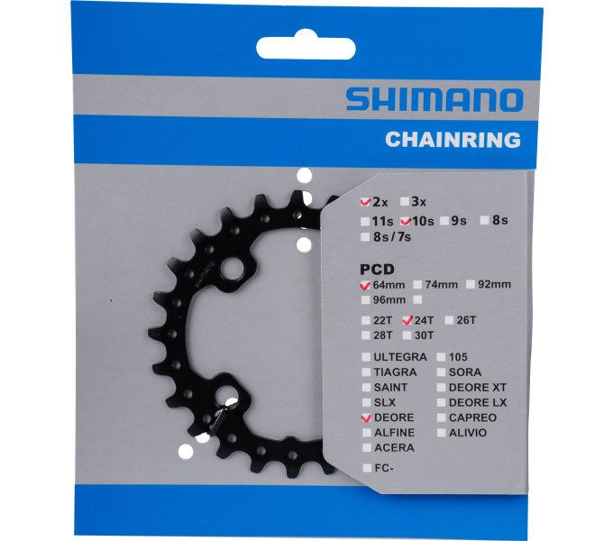 SHIMANO náhradní díl FC-M617 24 z AZ typ