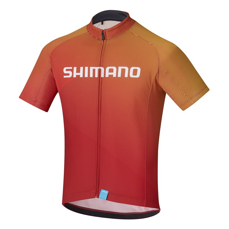 SHIMANO Shimano Team dres, červená, L