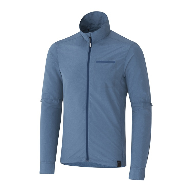 SHIMANO Transit Windbreak bunda, Navy Blazer, L